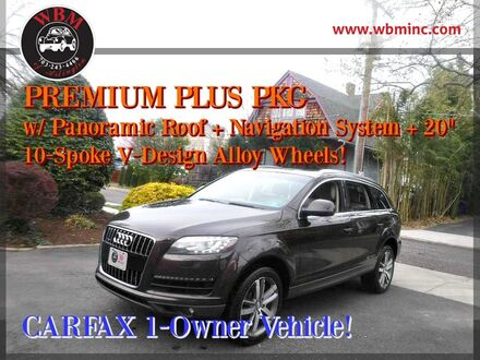 2012_Audi_Q7_3.0T Premium Plus_ Arlington VA