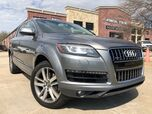 2012 Audi Q7 3.0T Premium Plus *ONE OWNER*