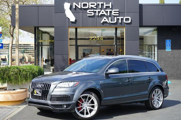 2012_Audi_Q7_3.0T S line_ Walnut Creek CA