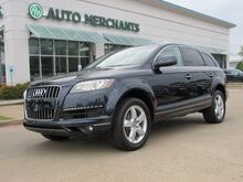 2012_Audi_Q7_TDI PREMIUM PLUS,Premium Plus Pkg, Warm Weather Pkg, Cold Weather Pkg ,Towing Pkg_ Plano TX