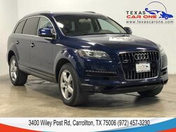 2012_Audi_Q7_TDI QUATTRO PREMIUM PLUS NAVIGATION PANORAMA LEATHER HEATED SEAT_ Carrollton TX