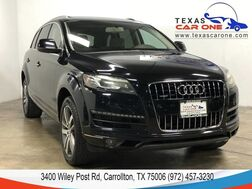 2012_Audi_Q7_TDI QUATTRO PRESTIGE NAVIGATION BLIND SPOT ASSIST PANORAMA_ Carrollton TX