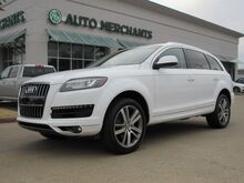 2012_Audi_Q7_TDI quattro Premium Plus 3.0L 6CYL TURBOCHARGED DIESEL, AUTOMATIC, AWD, LEATHER SEATS, DUAL SUNROOF_ Plano TX