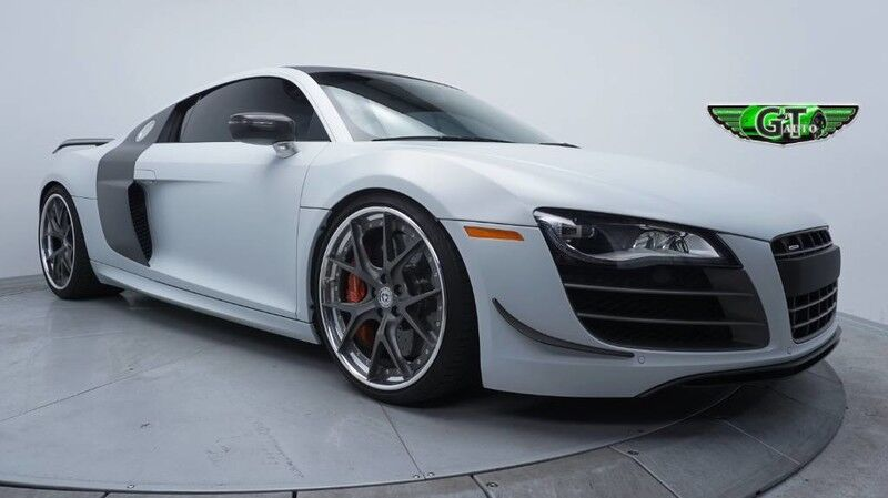 2012 Audi R8 GT Quattro Coupe *#304 of 333 made* Puyallup WA