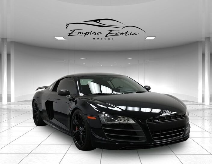 2012 Audi R8 GT 5.2 FSI *UNDERGROUND RACING* OVER $270K ON THE BUILD* Addison TX