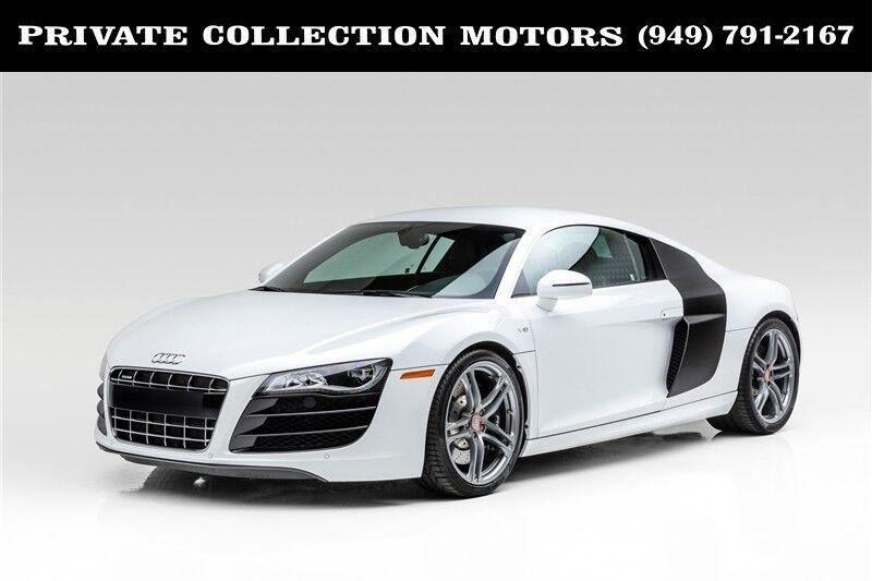 2012_Audi_R8_V10 5.2L_ Costa Mesa CA