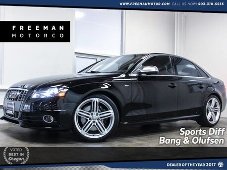 2012_Audi_S4_Premium Plus quattro w/Sports Diff_ Portland OR