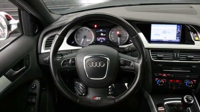 2012 Audi S4 Prestige 6-Speed Manual 4dr Sedan Chicago IL