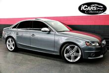 2012 Audi S4 Prestige 6-Speed Manual 4dr Sedan