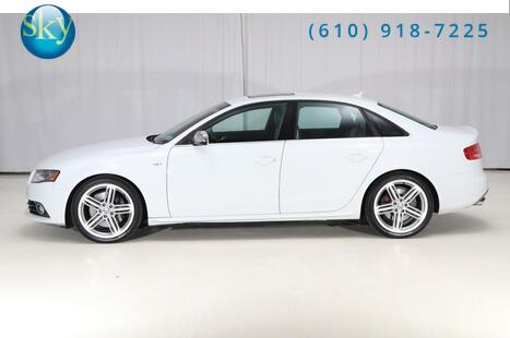 2012_Audi_S4 Quattro AWD_Premium Plus_ West Chester PA