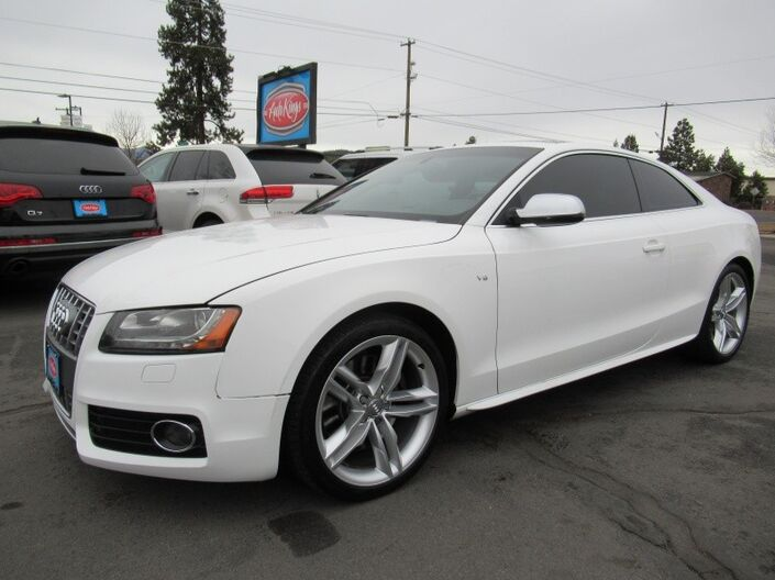 2012 Audi S5 Coupe Prestige Bend OR