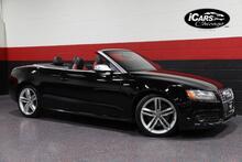 2012 Audi S5 Premium Plus 2dr Convertible