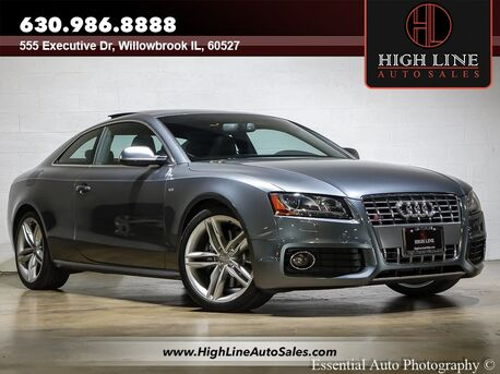 2012_Audi_S5_Premium Plus_ Willowbrook IL