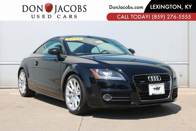 2012 Audi TT 2.0T Premium Plus Lexington KY