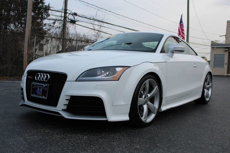 2012 Audi TT RS 2.5T New Castle DE