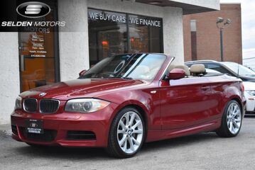 2012_BMW_135i_Convertible_ Conshohocken PA