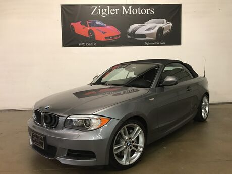 2012 BMW 135i **M Performance * Navigation One Owner Low miles 39kmi Clean Carfax Addison TX