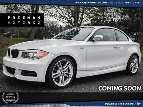 2012_BMW_135i_M Sport Heated Seats Nav Comfort Access_ Portland OR
