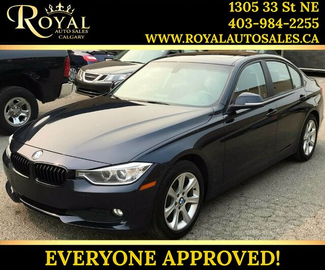 2012_BMW_3 Series_320i SUNROOF, LEATHER, BLUETOOTH, INT PHONE_ Calgary AB