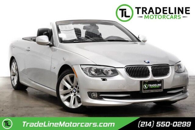 2012 BMW 3 Series 328i HARDTOP CONVERTIBLE, LEATHER, NAVIGATION AND MUCH MORE!!! CARROLLTON TX