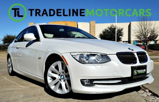2012 BMW 3 Series 328i NAVIGATION, LEATHER, BLUETOOTH, AND MUCH MORE!!! CARROLLTON TX