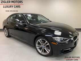 BMW 3 Series 328i Sport Line 6-Speed Manual Nav HeadsUp low miles Clean Carfax 2012