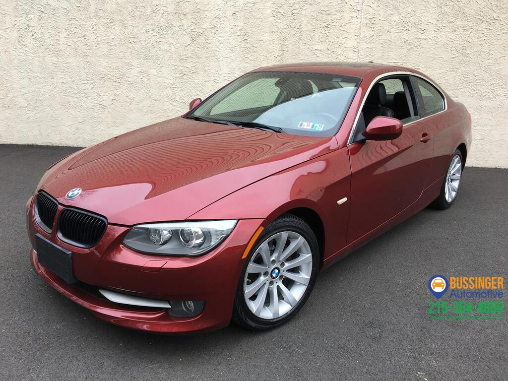 2012 BMW 3 Series 328i xDrive - All Wheel Drive w/ Navigation Feasterville PA