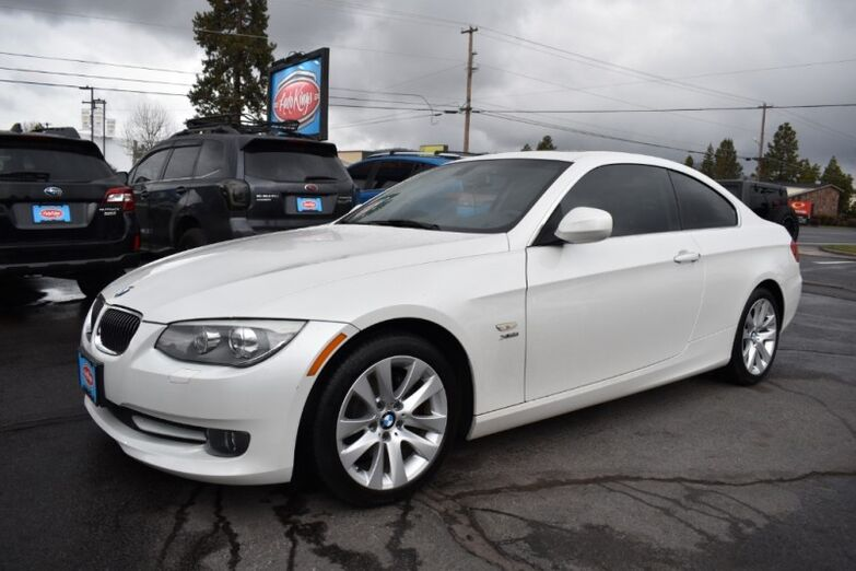 2012 BMW 3-Series 328i xDrive AWD Coupe Bend OR