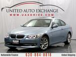 2012 BMW 3 Series 328i xDrive Coupe Manual Trans. With Navigation