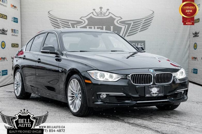 2012 BMW 3 Series 328i xDrive LUXURY PKG NAVIGATION BACK UP SENSOR Toronto ON