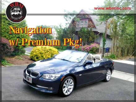2012_BMW_328i_Convertible_ Arlington VA