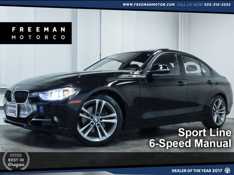 BMW I Sport Line Speed Manual Htd Seats Portland OR - Bmw 328i sport