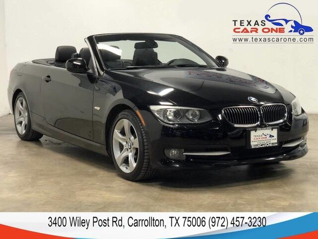 BMW 335I Convertible >> 2012 Bmw 335i Convertible Leather Heated Seats Bluetooth Keyless Start Dual Climate Contro