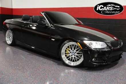 2012_BMW_335i_M Sport 2dr Convertible_ Chicago IL