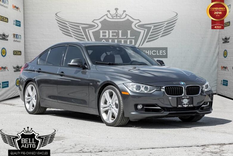 2012 BMW 335i SPORT LINE PARK ASSIST NAVI LEATHER SUNROOF BACK-UP CAMERA Toronto ON