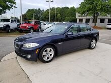 2012_BMW_5 Series_4dr Sdn 528i RWD_ Cary NC
