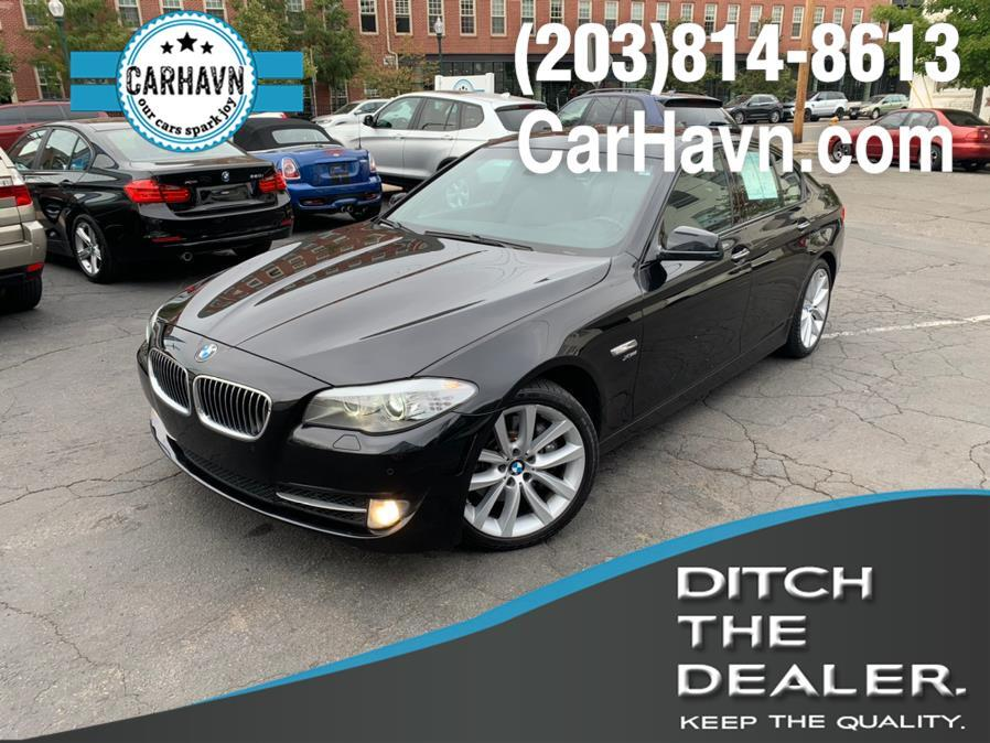 2012 BMW 5 Series 4dr Sdn 535i xDrive AWD New Haven CT