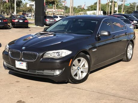 2012 BMW 5 Series 528i Houston TX