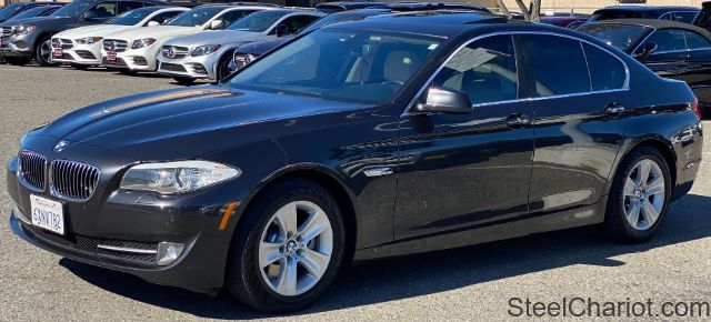 2012 BMW 5-Series 528i San Jose CA