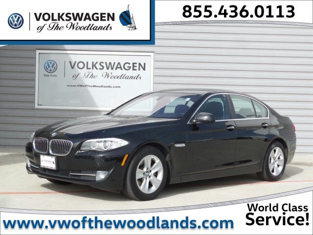 2012 BMW 5 Series 528i The Woodlands TX