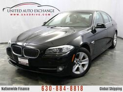 2012_BMW_5 Series_528i xDrive / 2.0L 240hp Engine / AWD xDrive / Heated Leather Se_ Addison IL