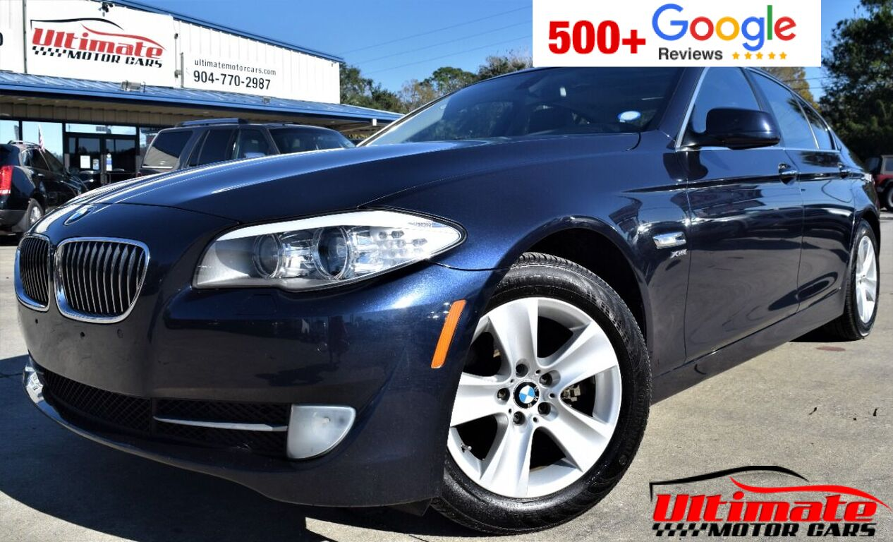 2012 BMW 5 Series 528i xDrive AWD 4dr Sedan Saint Augustine FL