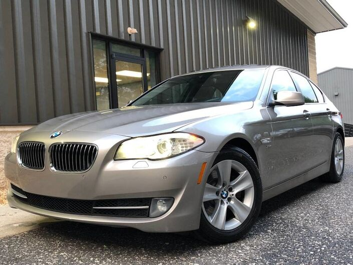 2012 BMW 5 Series 528i xDrive Sykesville MD