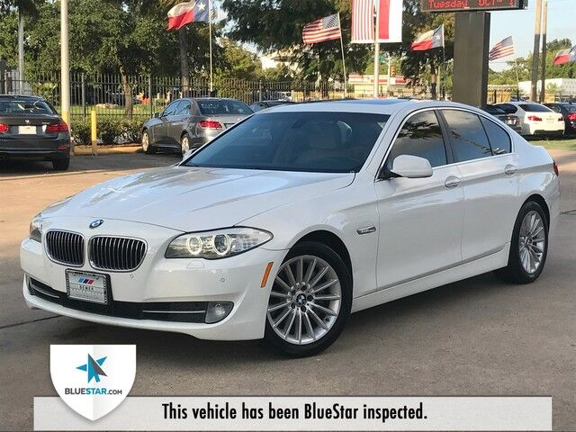 2012_BMW_5 Series_535i_ Houston TX
