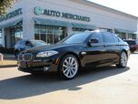 2012 BMW 5-Series 535i NAVIGATION, AUTOMATIC, LEATHER SEATS, NAVIGATION, SUNROOF, POWER TRUNK