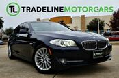 2012 BMW 5 Series 535i NAVIGATION, SUNROOF, SPORT MODE, AND MUCH MORE!!!
