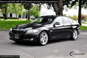 2012_BMW_5 Series_535i Premium Tech Heads Up Heated Seats Loaded!_ Fremont CA