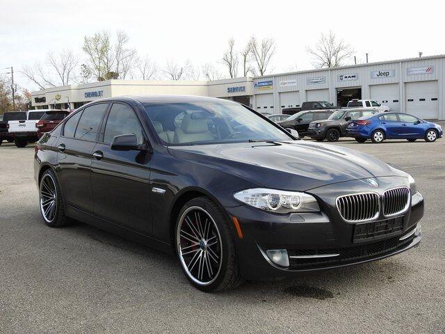 2012 BMW 5 Series 535i Raleigh NC