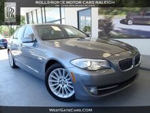 2012_BMW_5 Series_535i_ Raleigh NC