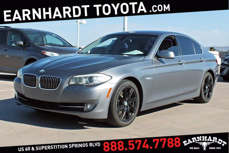 2012 BMW 5 Series 535i *WELL MAINTAINED*